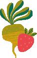 Obst & Gemüsesortiment Fürther Markt